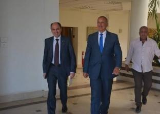 السفير الأوكراني: فتح الخطوط الجوية من كييف إلى القاهرة في أبريل