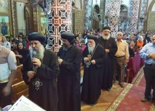 """الكنيسة الأرثوذكسية تعلن بدء نهضة """"مارمرقس"""" في ملوي بحضور 3 أساقفة"""