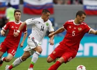 مجموعة مصر| ضربة موجعة لمنتخب روسيا.. إصابة المدافع الثاني قبل كأس العالم