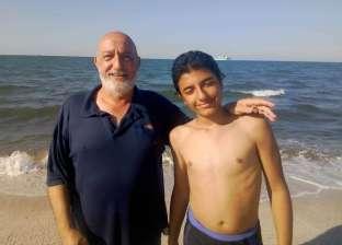 كبير مدربي الغوص يروي تفاصيل انتشاله جثة طالب دمياط الغريق