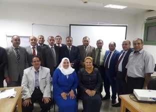 المحرصاوي: نهدف للارتقاء بقدرات أعضاء هيئة التدريس بجامعة الأزهر