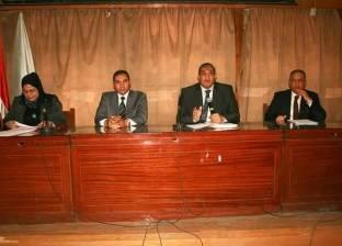 نائب محافظ القاهرة يطالب بإنهاء مشكلات الأبنية التعليمية