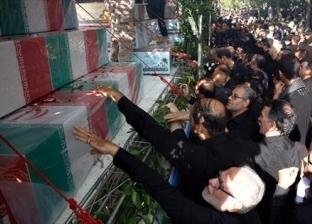 طهران: تشييع جثامين 135 عسكريا قتلوا في الحرب العراقية - الإيرانية