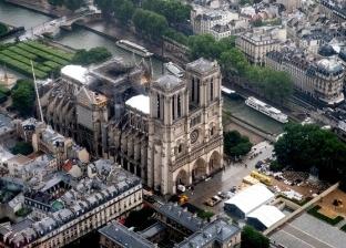 رغم وعودهم.. رجال الأعمال لم يساهموا في إعادة ترميم كاتدرائية نوتردام