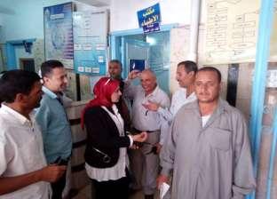 بالصور  إحالة 20 طبيبا وإداريا بمستشفى الحامول المركزي للتحقيق