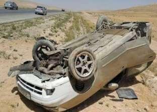 إصابة 4 أشخاص في حادث سير رابع أيام عيد الأضحى بالبحر الأحمر