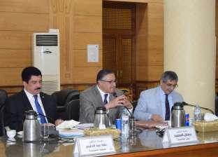 محافظ القليوبية يشيد بدور جامعة بنها في إحداث التنمية المستدامة