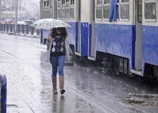 """""""الأرصاد"""" عن حالة الطقس الأيام المقبلة: برودة شديدة ورياح وأمطار رعدية"""