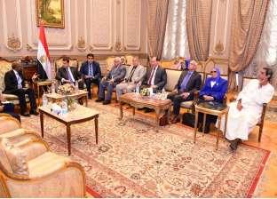 سفير إثيوبيا للنواب: نتطلع لرئاسة مصر للاتحاد الإفريقي بقيادة السيسي