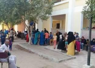 تسيير قافلة طبية بأم الرزق في كفر سعد لليوم الثاني على التوالي