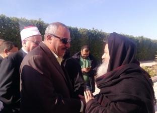 راعي كنيسة رأس سدر: تلاحم المسلمين والمسيحيين يؤكد عراقة مصر