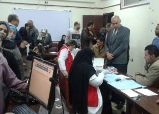 """محافظ الشرقية: فحص 2 مليون و130 ألفا ضمن حملة """"100 مليون صحة"""""""