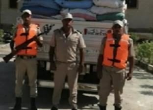 """حملة مكبرة لإزالة التعديات والإشغالات والصيد المخالف على """"البرلس"""""""