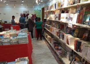 """ختام معرض """"عصير الكتب"""" في الإسكندرية بتخفيضات 40%"""