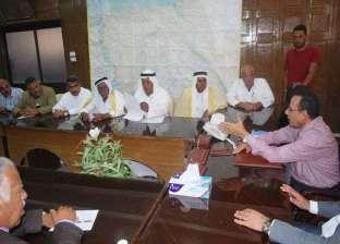 برلمانى يطالب بزيادة حصة الدقيق في الشيخ زويد ورفح