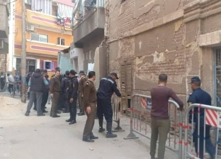 محافظ أسيوط يوجه بإخلاء 3 منازل من السكان بسبب هبوط أرضي