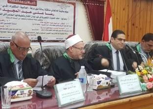 شوقي علام: الحرب على الإرهاب مقدسة لنصرة الدين والوطن