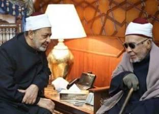 الأزهر ناعيا الشيخ معوض إبراهيم: قدم عطاء مشهودا وعلما وافرًا
