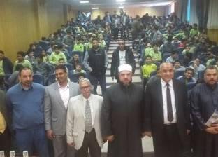 """""""حق الأمن لكل من يعيش على أرض الوطن"""".. أمسيات دينية بالإسكندرية"""
