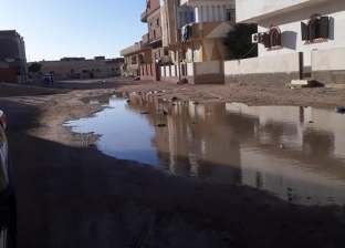 """غضب بـ""""الجبيل"""" في طور سيناء بسبب """"طفح الصرف"""".. ومصدر: جار الصيانة"""