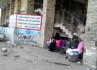 الدمايطة يطالبون بتجديد محطة أتوبيس شرق الدلتا.. ومواطنون: هنقاطعها