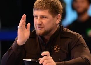 الرئيس الشيشاني: الشعب المصري يرفض الأحداث الإرهابية