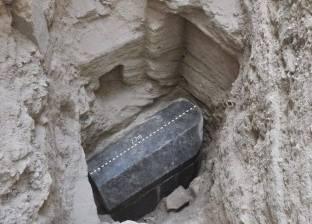 """""""الآثار"""" تكشف ملابسات العثور على أكبر تابوت بالإسكندرية"""