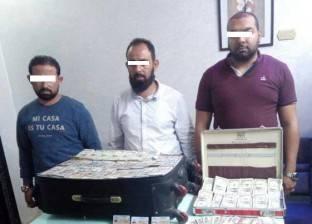 ضبط 188 ألف دولار مٌقلَّدة بحوزة عصابة لترويج العملات الأجنبية المزيفة