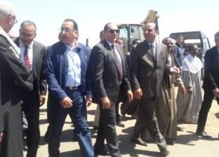 رئيس الوزراء يصل إلى سوهاج لتفقد عدد من المشروعات التنموية