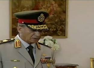 اللواء محمد زكي.. قائد الحرس الجمهوري وزيرا للدفاع
