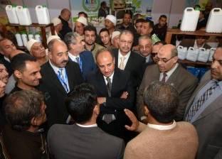 محافظ الإسكندرية يتفقد معرض الإسكندرية الزراعي الدولي الأول