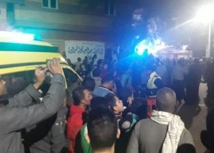 عاجل| سقوط عقار سكني بوسط الأقصر وأنباء عن وقوع ضحايا