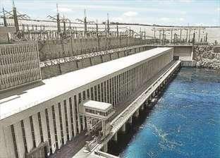 انفجار عازل في أحد محولات محطة كهرباء السد العالي