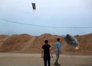 """خوفا من تكرار تجربة بالونات غزة.. """"الهيليوم"""" مفقود في أسواق الضفة"""