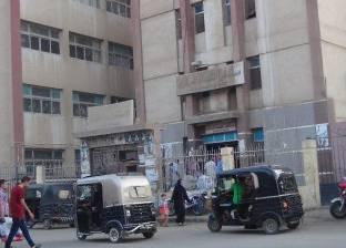 لجنة من الطب العلاجي ومكافحة العدوى لرفع كفاءة مستشفى الشهداء المركزي
