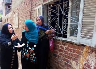 زحام لـ«المغتربين» أمام مكاتب التموين لتغيير محل إقامتهم لصرف الخبز