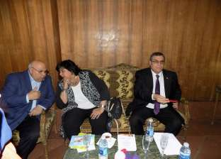 عبدالدايم: نضع خطة لتقديم عروض من دار الأوبرا في الفيوم