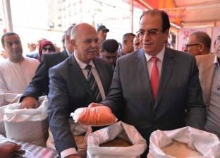 """الشعراوي: 35 شركة تشارك في معارض """"أهلا رمضان"""" بخصومات تصل إلى 40%"""