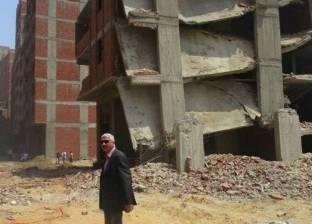 """رئيس """"مصر القديمة"""": إزالة عقار مخالف من 10 طوابق على كورنيش النيل"""