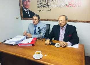 """الأحد.. """"الحركة الوطنية"""" يعقد مؤتمرا لإعلان خليفة شفيق لرئاسة الحزب"""