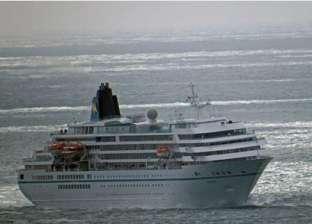 موانئ بورسعيد: تفريغ السفينة DENIZ KONAK وعلى متنها 3000 طن رخام