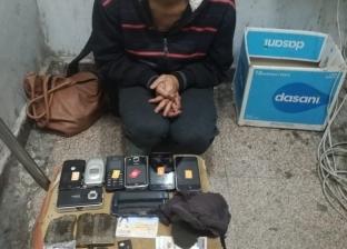 """حبس فتاة 4 أيام بتهمة حيازة 300 جرام """"حشيش"""" بحقيبتها وملابسها بـالسويس"""