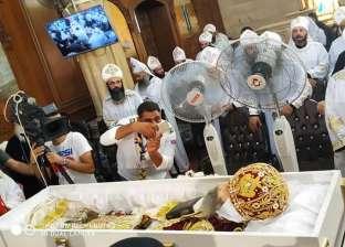 تواضرس عن الأنبا بيشوي: فقدنا عمودا في الكنيسة خدمها أكثر من نصف قرن