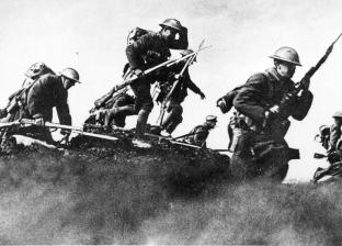 بث مباشر  فعاليات إحياء الذكرى المئوية للحرب العالمية الأولى