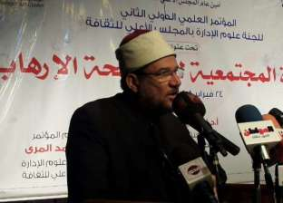 وزير الأوقاف: دعم الجيش والشرطة في مواجهة الإرهاب فرض عين