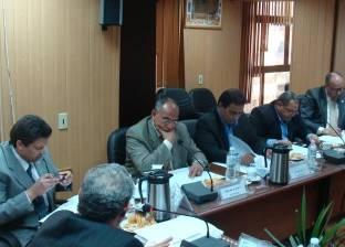 رئيس جامعة دمياط يعتمد الخطة الإستراتيجية المقترحة لمكافحة الفساد