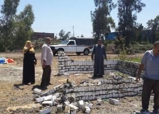 سلطان يأمر باتخاذ الإجراءات القانونية للحفاظ على الأراضي المستردة