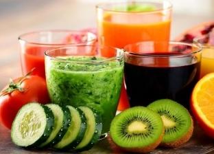 بدلا من العقاقير.. مشروبات وخضروات وفاكهة تقوي المناعة