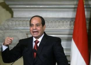 """السيسي عن """"سد النهضة"""": """"محدش يقدر يمس ميّة مصر.. كده خلصت"""""""