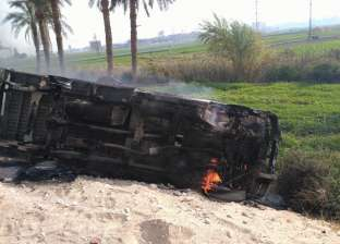 عاجل| إصابة مواطنينوضبط 20 آخرين في اشتباكات بين الأهالي والشرطة بسوهاج